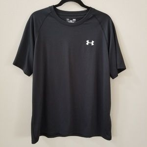 Under Armour   Black loose fit t shirt size Large